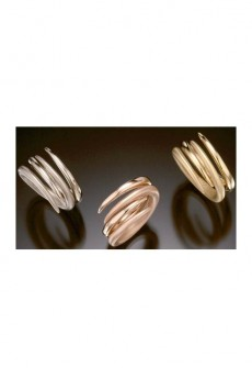 David Heston Interlocking Rings