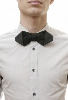 Geometric Bow Tie by Ninh Collection