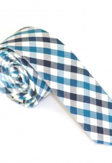 Sidecar Necktie by Skinny Tie Madness