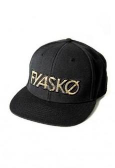 Fyasko KGB Black/Camo Snapback Hat