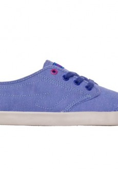 Marcos Blue Canvas Sneaker by The People's Movement