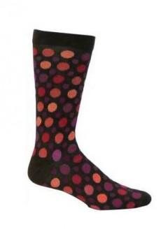 Ozone Multi-Dot Sock