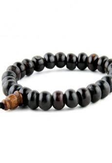 Karma Mantra Tibetan Bone Bracelet