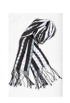 Hand-Woven Scarf by Kem Ajachel (More Colors)