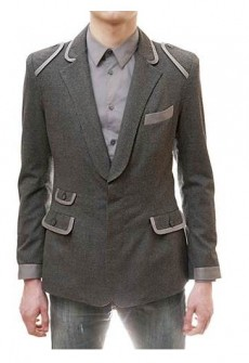 The Standard Suit Jacket by Ninh Collection