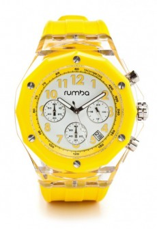 Mercer Lemon Drop by Rumba Time (Available with Black Face)