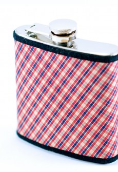 All American Flask by Keelan Rogue