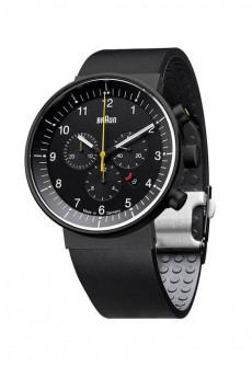 Braun Prestige BN00095 Black Wristwatch