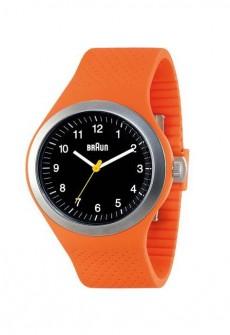 Braun BN0111 Orange Sportrange Watch