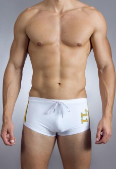 Lucky 11s Block Trunk Swimwear by Baskit (More Colors)