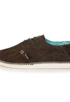 Brunico Chocolate Shoe by Hey Dude