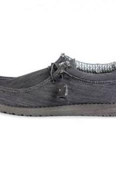 Wally Steel Loafers by Hey Dude