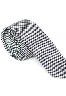 Proceed With Caution Necktie by Skinny Tie Madness