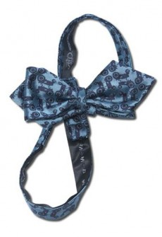 The Harvester Bowtie by Artfully Disheveled