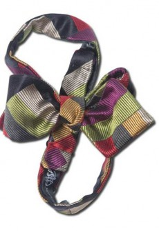 The Patchwork Bowtie by Artfully Disheveled