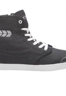 Marcos Black Hi Top by The People's Movement