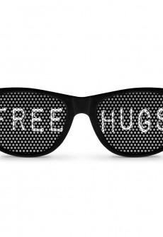 FREE HUGS Wayfarer by Eyepster