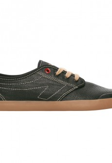 Marcos Black/Gum Track Shoe by The People's Movement