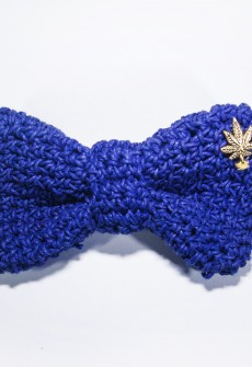 The Abaca Organic Hemp Bowtie by Knotted