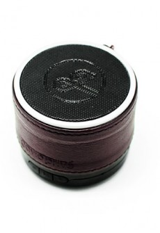 Gavio Prive Portable Bluetooth Speaker Brown