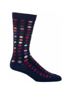 Ozone Dots To Dots Sock