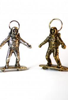 Perry Gargano Spaceboarders Keychain