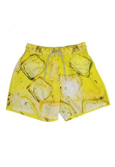 Pina Colada Swim Trunks