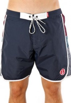 Stizzle Navy Board Short